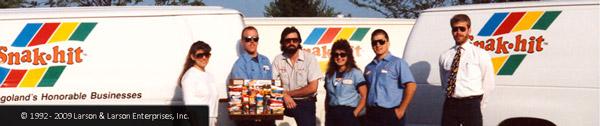 HonorSnacks Team 1992